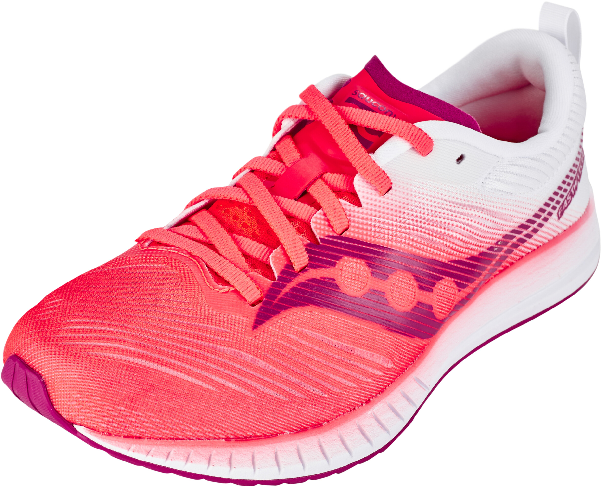 6536fe4c saucony Fastwitch 9 Shoes Women vizired white at Bikester.co.uk